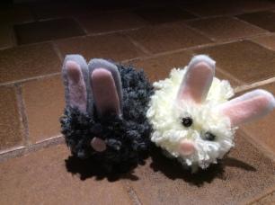 Pompom Bunnys