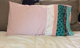 A pillowcase.....