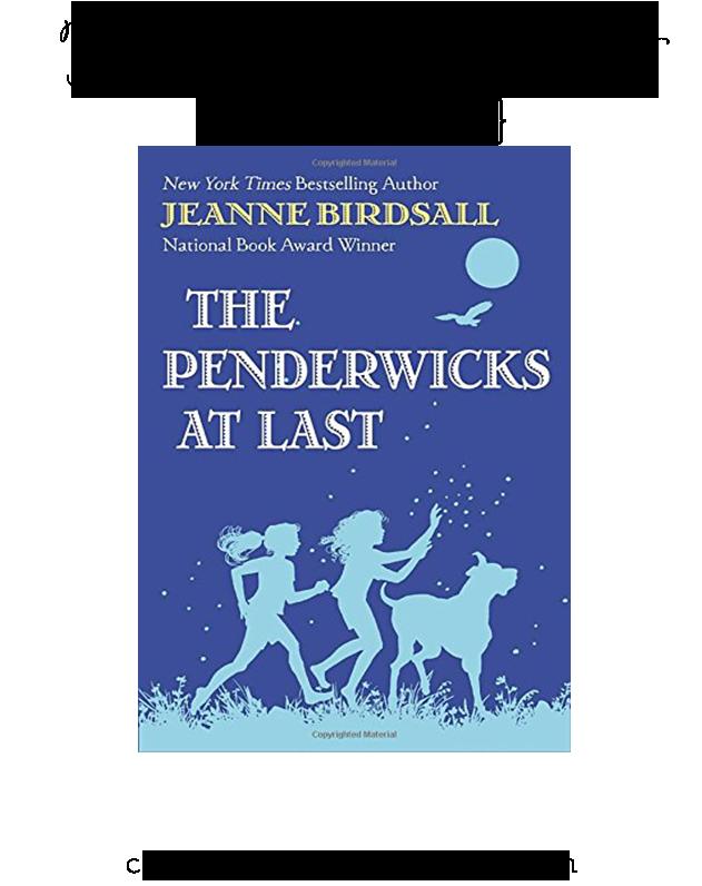 The Penderwicks At Last
