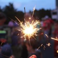 July 4th 2019 {Fireworks + Sparklers}