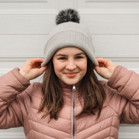 4 Winter Outfit Ideas For Highschool & Teenage Girls