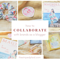 How To Collaborate W/ Brands & Businesses As A Blogger