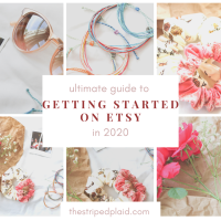 Ultimate Guide To Getting Started On Etsy