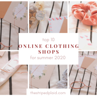 Top 10 Online Stores For Summer Clothes 2020