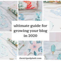 Ultimate Guide For Growing Your Blog In 2020