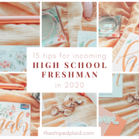 15 Tips For Incoming High School Freshman
