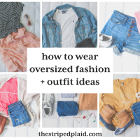 How To Wear Oversized Outfits (In A Classy & Modest Way) + Outfit Ideas