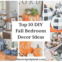 10 DIY Fall Bedroom Decor Ideas For This Season