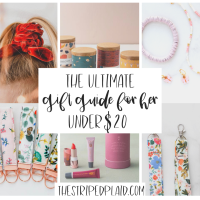 The Ultimate Gift Guide For Her Under $20