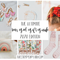 The Ultimate TEEN GIRL Gift Guide 2020 Edition