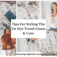 Tips For Styling The Tie Dye Trend Classy & Cute