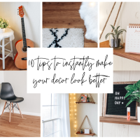 10 Décor Tips That Will Instantly Make Your Space Look Better
