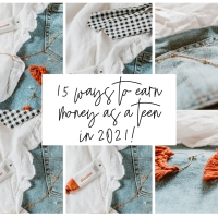 15 Ways To Earn Money As A Teen | New & Updated For 2021